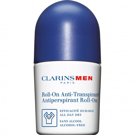 Roll-on anti-transpirant Clarinsmen
