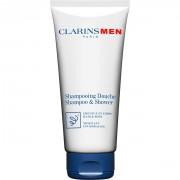 Shampooing douche cheveux et corps tonifiant Clarinsmen