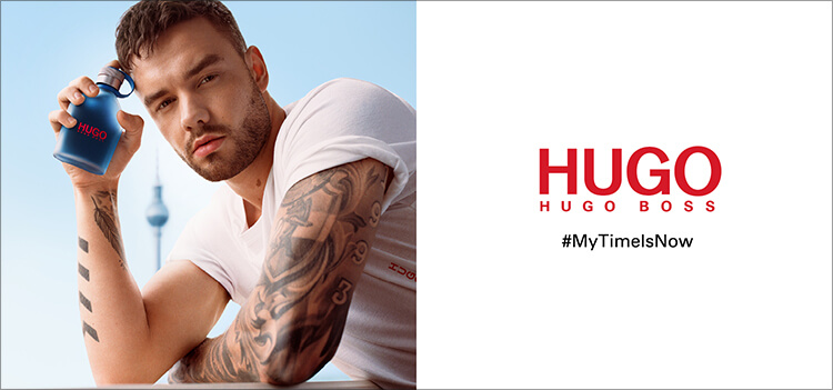 Hugos Boss Now