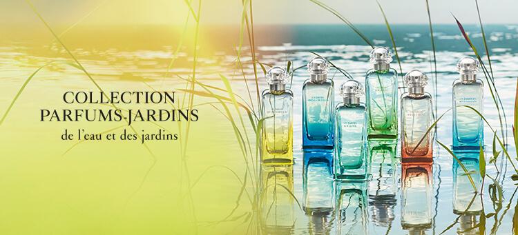parfums jardins hermès