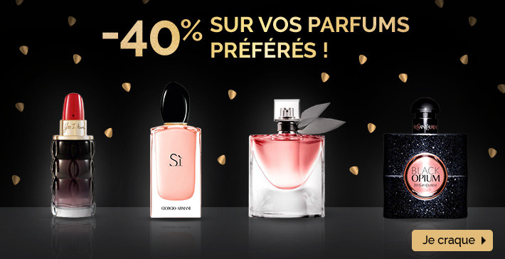 Parfums favoris