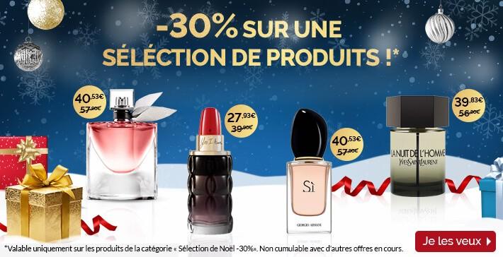 Sélection Noël -30%