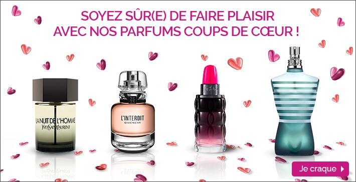 Parfums Coups de Coeur